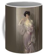 Portrait Of Ena Wertheimer Coffee Mug