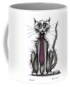 Posh Cat Coffee Mug