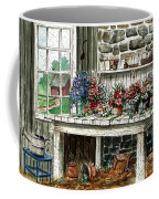 Potting Bench Coffee Mug