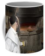 Preparing Matzah Israel Coffee Mug