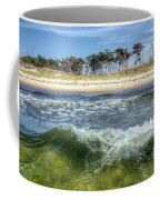 Prerow Beach Coffee Mug