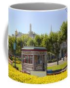 Pretzel Stand Coffee Mug