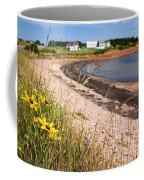 Prince Edward Island Coastline Coffee Mug by Elena Elisseeva