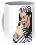 Prison Breakout Coffee Mug