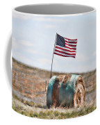 Proud To Be An American Coffee Mug
