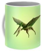 Pterodactyl, Cretaceous Dinosaur Coffee Mug