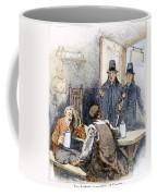 Puritan Tavern Inspection Coffee Mug
