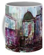 Purple City Coffee Mug