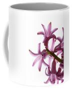 Purple Hyacinth Macro Shot. Coffee Mug