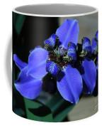 Purple Iris 2 Coffee Mug
