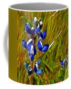 Pygmy-leaved Lupine In Antelope Valley Poppy Preserve-california Coffee Mug