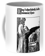 Pyle King Arthur Coffee Mug