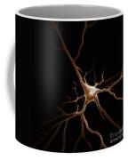 Pyramidal Neuron Coffee Mug