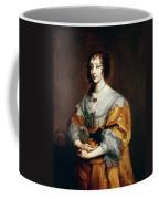 Queen Henrietta Maria Coffee Mug