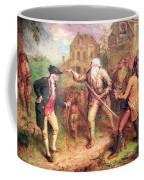 Quidor's The Return Of Rip Van Winkle Coffee Mug