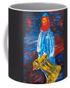 Rabbi And Torah Coffee Mug