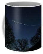 Racing The Stars Coffee Mug