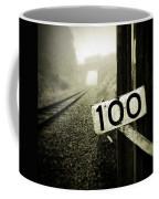 Railway  Coffee Mug by Les Cunliffe
