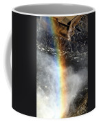 Rainbow And Falls Coffee Mug