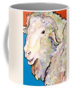 Rainbow Ram Coffee Mug