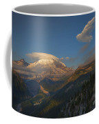 Rainier Capped Coffee Mug
