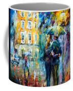 Rainy Date Coffee Mug