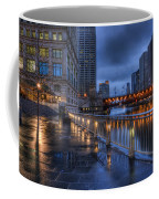 Ramble Along The River Coffee Mug
