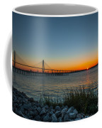 Charleston Sundown Coffee Mug