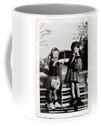 Ready To Ride Coffee Mug by Susan Leggett