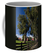 Red Barn Stanford University Coffee Mug
