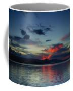 Red Clouds Coffee Mug