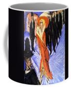 Red Cocotte Coffee Mug