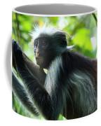 Red Colobus Monkey Coffee Mug