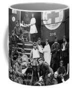 Red Cross, C1918 Coffee Mug