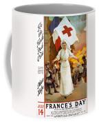 Red Cross Poster, 1915 Coffee Mug