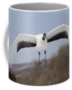 Red-crowned Crane Coffee Mug