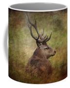 Red Deer  Cervus Elaphus Coffee Mug