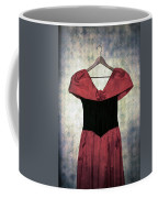Red Dress Coffee Mug