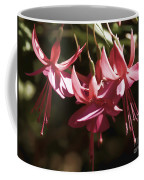 Red Fuchsia Coffee Mug