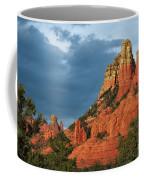Red Hills 4 Coffee Mug