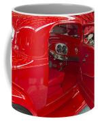 Red On Red Coffee Mug