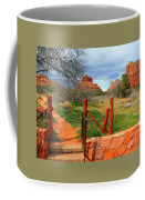 Enter Red Rock Country Coffee Mug