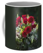 Red Rose Romance Coffee Mug