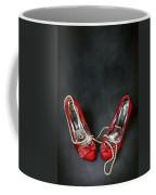 Red Shoes Coffee Mug by Joana Kruse