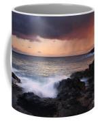 Red Storm Rising Coffee Mug
