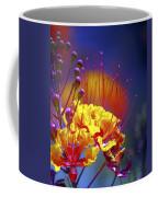 Red Yellow Blossoms 10197 Coffee Mug