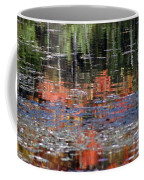 Reflecting Fall Coffee Mug