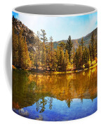 Reflections Of Fall Coffee Mug