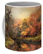 Reflections Of October Coffee Mug
