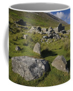 Remains Of Slievemore Village Coffee Mug